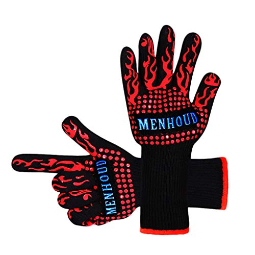 BBQ Grill Gloves, 13