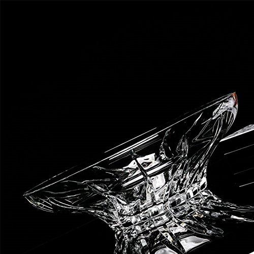 Elegant Crystal Sparkling Design, Serving Centerpiece For Home,Office,Wedding Decor, Fruit, Snack, Dessert, Server by Le'raze (Image #3)