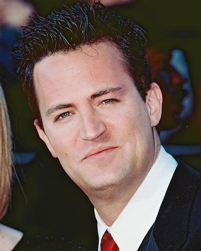 Click for larger image of MATTHEW PERRY 16X20 COLOR PHOTO