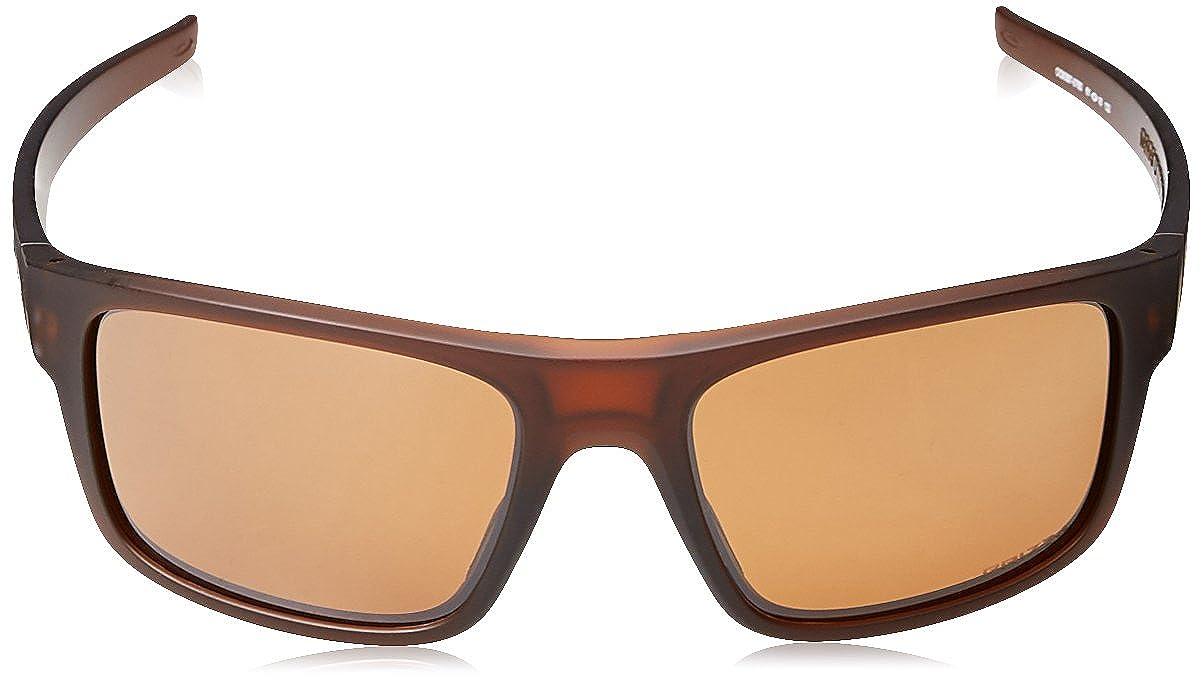 OAKLEY - Drop Point 936705 - Montures de Lunettes - Homme - Marron (Matte  Rootbeer Prizmtungstenpolarized) - Taille  61  Amazon.fr  Vêtements et  accessoires 56e32da415d5