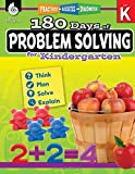 180 Days of Problem Solving for Kindergarten (180 Days of Practice)