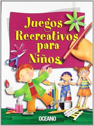 Descargas En Pdf Gratis Para Libros Juegos Recreativos Para Ninos