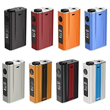 Rechargeable Joyetech eVic vtwo TC 80 W - 5000 mAh-Black: Amazon co