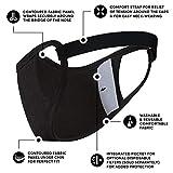 Safe+Mate x Case-Mate - Washable & Reusable Face Mask