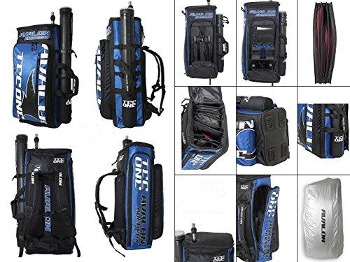 Avalon tec-one Full Option Recurve Bogenschießen Rucksack Tasche–wählen Sie Ihre Farbe blau