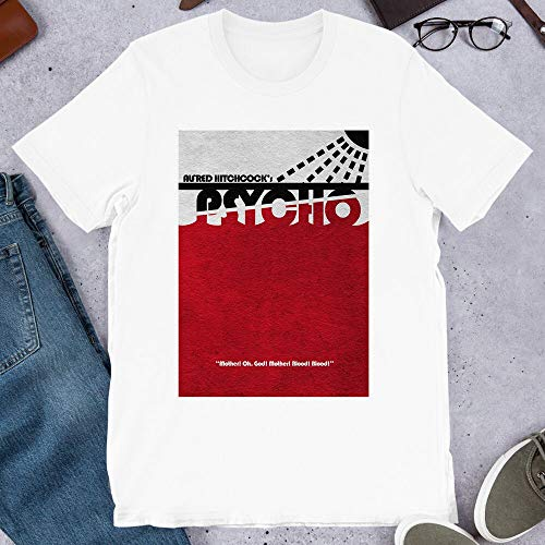 Norman Bates Quotes (Psycho Horror Film Norman Bates Marion Crane Lila Crane Graphic Gift Men Women Girls Unisex T-Shirt Sweatshirt Hoodie)