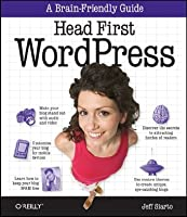 Head First WordPress Front Cover
