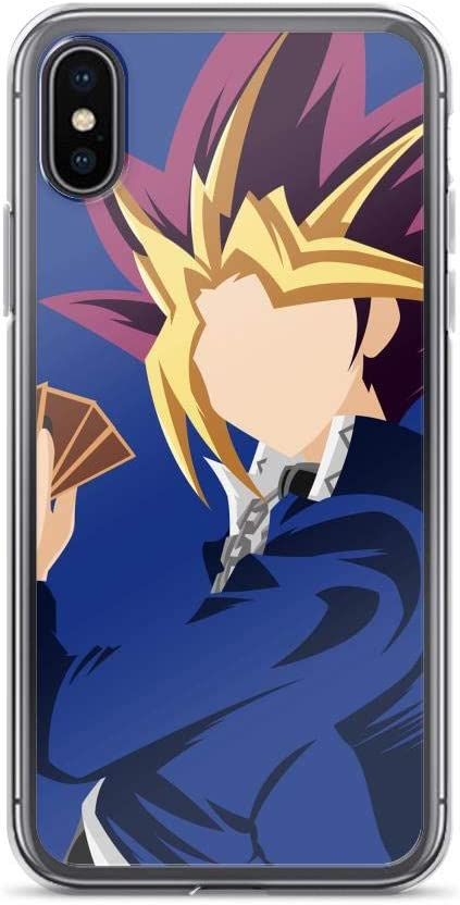 Yu Gi Oh Yugi Vs Marik iphone case