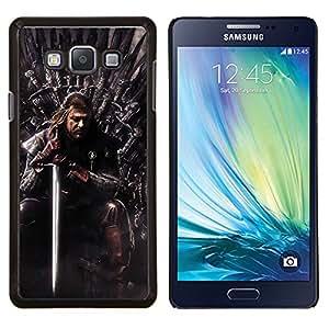 TECHCASE---Cubierta de la caja de protección para la piel dura ** Samsung Galaxy A7 ( A7000 ) ** --Tronos Serie