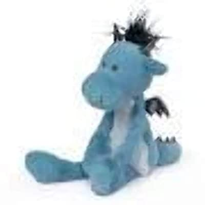 "GUND Toothpick Asher Dragon Plush Stuffed Animal, Blue, 15"": Toys & Games"