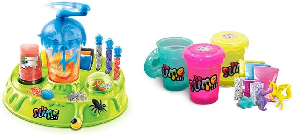 Canal Toys USA Ltd So Slime DIY Bold Slime Factory