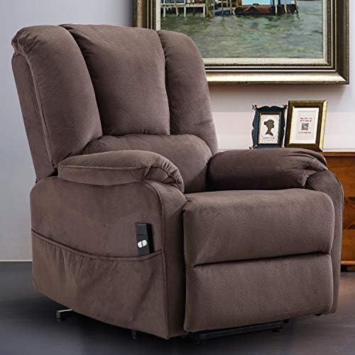 CANMOV Power Lift Recliner Chair - a good cheap living room chair