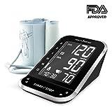 HealthSense Classic BP120 Heart Mate Fully Automatic Digital Blood Pressure Monitor (Black/Grey)