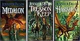 img - for Medalon ~ Treason Keep ~ Harshini (Hythrun Chronicles: Demon Child) book / textbook / text book