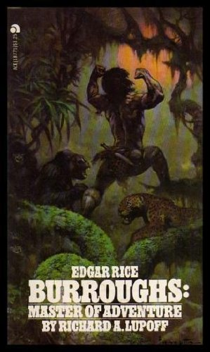 EDGAR RICE BURROUGHS - Craftsman of Adventure