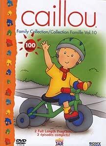 Amazon.com: Caillou - Family collection Vol. 10: Annie ... Caillou Family Collection 9 1