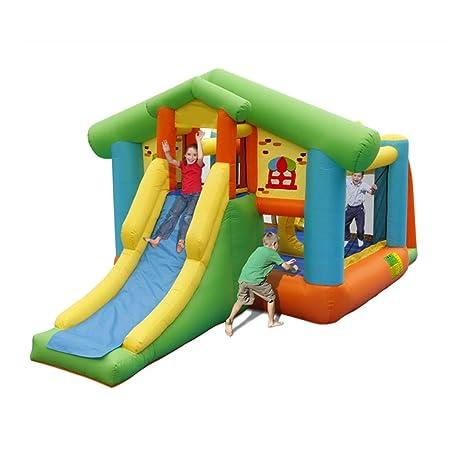 Equipo de Juegos Infantiles en Interiores Pequeño Parque del ...