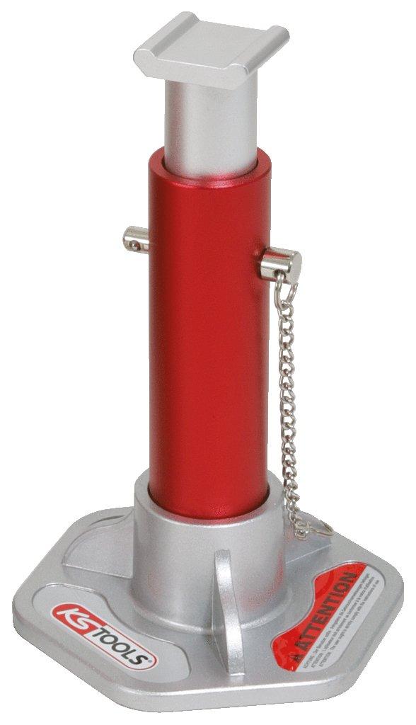 KS TOOLS 160.0315 Jeu de chandelles en aluminium 3 tonnes