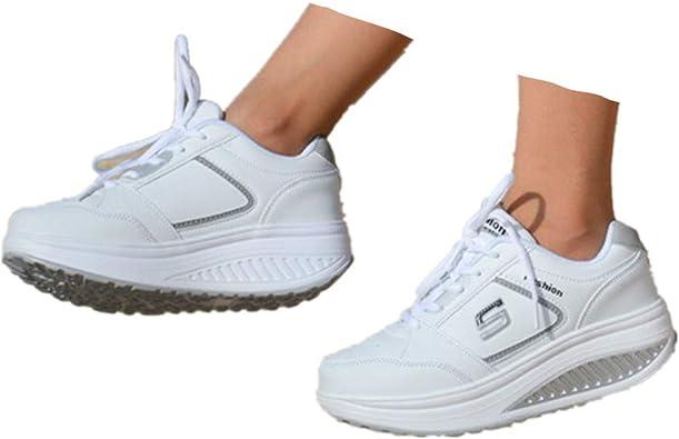 Berimaterry Zapatillas Deportivas Mujer - Zapatos Mujer Plataforma ...