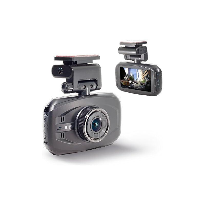 WheelWitness HD PRO – Premium Dash Cam w