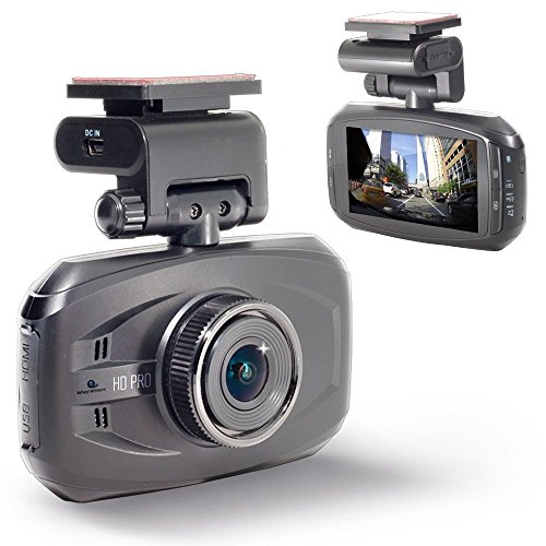WheelWitness HD PRO – Premium Dash Cam with GPS -...