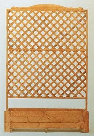 GASPO 21011 – 8 – Macetero con enrejado Classic L: 136 x h: 200 cm ...