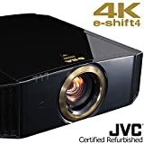 JVC DLA-RS600U Reference Series Home Cinema Theater 4K Projector (Renewed)