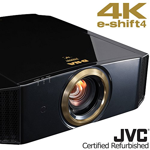 JVC DLA-RS500U Reference Series Home Cinema Theater 4K Projector (Certified Refurbished)