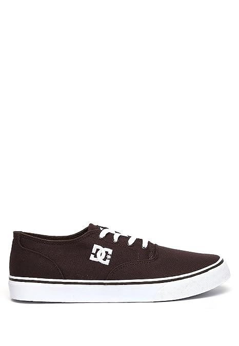 46512c365e5 DC Shoes Tenis DC Flash 2 TX MX Tenis para Hombre Café Talla 27 ...