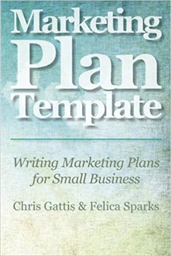 Marketing Plan Template Writing Marketing Plans For Small Business
