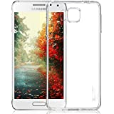 Garmor Ultra Thin Soft Silicone Transparent back cover for Samsung Galaxy Alpha (SM-G850F)