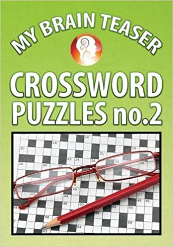 Book My Brain Teaser Crossword Puzzle No.2