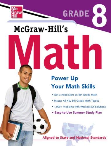 Math Links 8 - McGraw-Hill's Math Grade 8