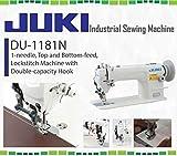 Juki DU-1181N Top and Bottom Feed Walking Foot