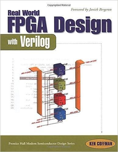 Real World FPGA Design with Verilog: Ken Coffman