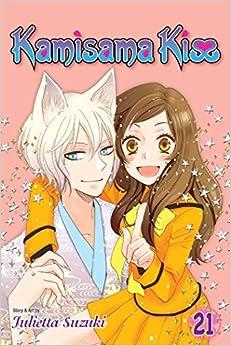 Book Kamisama Kiss Volume 21