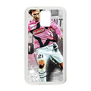 Footable Andrea Pirlo Phone Case for Samsung Galaxy s5