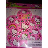 Hello Kitty Glitter & Holographic Stickers by Horizon Group USA