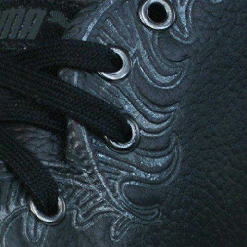 Puma 4M Mix femmes Cuir chaussures / Chaussures - noir