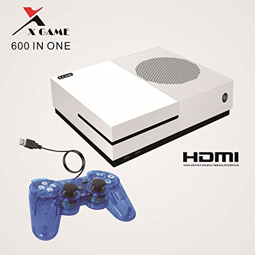 Entertainment System , X-Game Retro Game Consoles Flashback Classic System With 600 Games Of NEOGEO, SEGA , CP1 , CP2