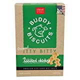 Itty Bitty Buddy Biscuits – 8 oz – Roasted Chicken Madness Review