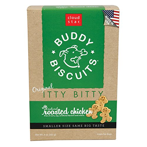 Itty Bitty Buddy Biscuits - 8 oz - Roasted Chicken Madness