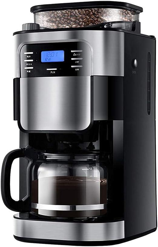 Amazon.com: Cafetera de goteo programable de 12 tazas con ...