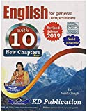 KD CAMPUS,English For General Competitions (Vol-1) Revised Edition 2019 By Neetu Singh(Best Book For SSC-CGL,SSC-CHSL,BANKING,DSSSB And All Competitions Exam,By KD CAMPUS,Mukherjee Nagar,Neetu Singh)