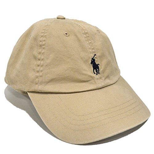(Polo Ralph Lauren Hat, Core Classic Sport Mens Cap (One Size, Nubuck))