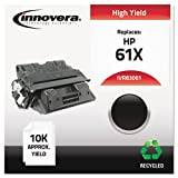 INNOVERA 83061 High-yield toner cartridge for hp laserjet 4100 series, black, remanufactured, Office Central