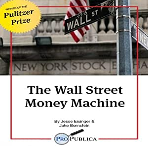 The Wall Street Money Machine Audiobook