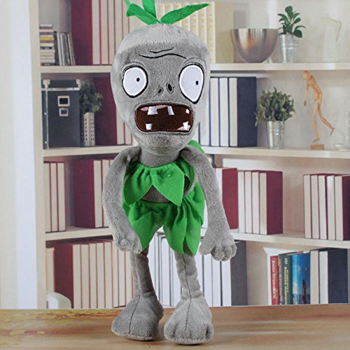[Shalleen 30cm Plush Soft Doll Game Plants vs. Zombies Stuffed Figure Kid Toy Baby Gift] (Annoying Orange Kids Costumes)