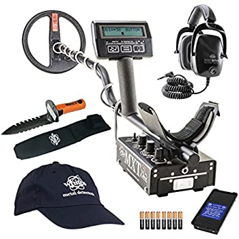 Whites MXT All Pro Metal Detector GEARED UP Bundle
