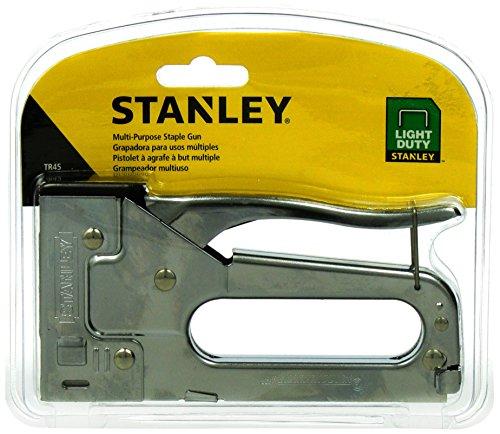 Stanley TR45 Light Duty Staple Gun ()